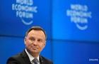 Дуда не будет участвовать в открытии ЧМ в России