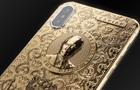 Появились золотые iPhone в честь победы Путина