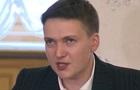 Савченко заявила, что организовывала политическую провокацию, а не теракт