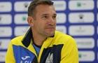 Шевченко: Я бы хотел, чтобы конкуренция в команде была выше
