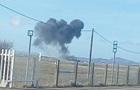 В Британии разбился самолет Королевских ВВС