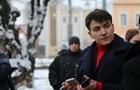 Решение по аресту Савченко комитет Рады примет 22 марта