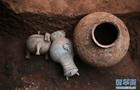 Археологи обнаружили кувшин с напитком возрастом две тысячи лет