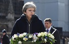 Мэй призывает ЕС противодействовать российской угрозе