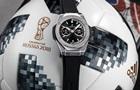 Швейцарцы показали дорогие  умные часы  к ЧМ-2018