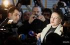 В суд Киева поступило ходатайство на арест Савченко
