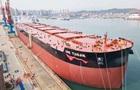 Китай построил крупнейший в мире рудовоз грузоподъемностью 400 тысяч тонн