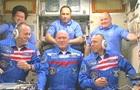 Экипаж Союза перешел на МКС