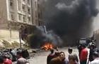 При взрыве в Александрии погибли два человека