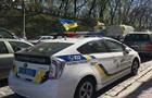 Полиция усилила меры безопасности в Киеве