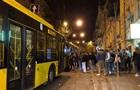 У Києві в тролейбусі сталася різанина