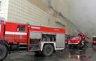 В Москве загорелся ТЦ, спасатели эвакуировали людей