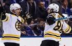 Кубок Стэнли: Бостон победил Торонто, Вашингтон сравнял счет в серии с Коламбусом