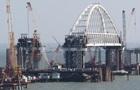 Запуск вантажної частини Кримського мосту під загрозою зриву
