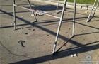 В одному з дворів Києва прогримів вибух