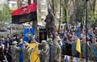 У Києві відкрили пам ятник загиблому бійцю АТО