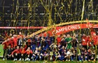 Барселона завоевала Кубок Испании, разгромив Севилью