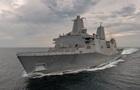 У США ввели в експлуатацію судно, на якому встановлять лазерну зброю