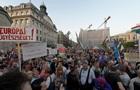 Угорці масово протестували проти політики Орбана