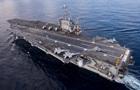 Авианосец США может остаться в Средиземном море