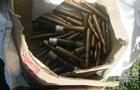 Под Черкассами обнаружили схрон с боеприпасами