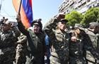Протесты в Ереване: к митингующим присоединились военные