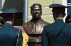 У Москві відкрили бюст Бориса Єльцина