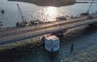 На Керченском мосту начали строить очистные сооружения