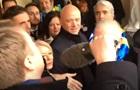 Охрана мэра Одессы избила журналиста ВВС