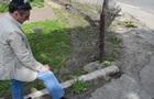У місті на Волині знайшли бордюр з єврейських надгробків