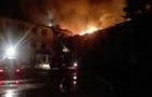У Донецьку на шахті сталася велика пожежа