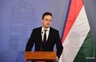 Венгрия продолжит ветировать переговоры Украины и НАТО - МИД