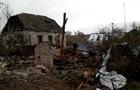 На Донбассе обстреляли жилые дома и газопровод