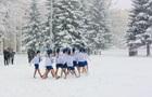 В РФ школьницы в балетках маршировали по сугробам