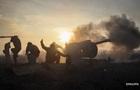 На Донбасі поранено п ятеро бійців - штаб