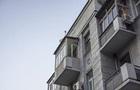 У Дніпрі демонтують засклені балкони з історичних будівель