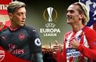 Арсенал - Атлетико М: онлайн-трансляція