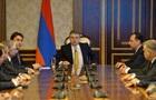 В Армении четыре министра ушли в отставку