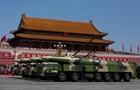 Китай принял на вооружение новые баллистические ракеты