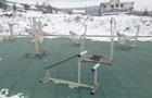 В России  достроили  детскую площадку при помощи фотошопа