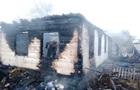 На Волыни при пожаре погибли три человека