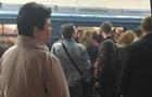 Киевское метро замедлено из-за задымления - СМИ