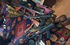У Запоріжжі ліквідували збройову майстерню