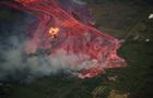 Виверження вулкану на Гаваях: лава зачепила чоловіка на балконі