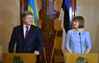 В Украину едет президент Эстонии