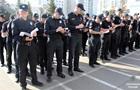Київські патрульні провели навчання перед фіналом ЛЧ