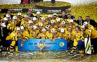 Збірна Швеції стала чемпіоном світу з хокею