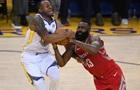 НБА: Голден Стэйт разгромил Хьюстон и вышел вперед в серии