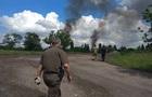 Обстріл Торецька: є поранені серед військових