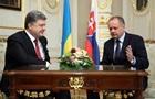Порошенко обговорив з Кіскою майбутній саміт НАТО